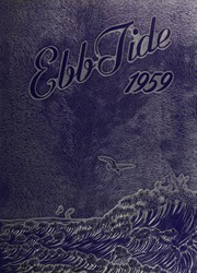 Fort Lauderdale High School - Ebb Tide Yearbook (Fort Lauderdale, FL) online yearbook collection, 1959 Edition, Cover