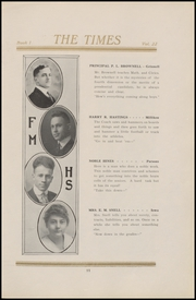 Page 15, 1920 Edition, Fort Madison High School - Madisonian Yearbook (Fort Madison, IA) online yearbook collection