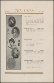Page 17, 1920 Edition, Fort Madison High School - Madisonian Yearbook (Fort Madison, IA) online yearbook collection