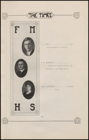 Page 15, 1921 Edition, Fort Madison High School - Madisonian Yearbook (Fort Madison, IA) online yearbook collection