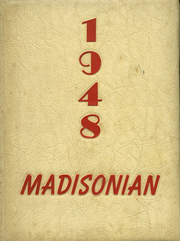 Fort Madison High School - Madisonian Yearbook (Fort Madison, IA) online yearbook collection, 1948 Edition, Cover