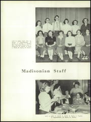 Page 10, 1950 Edition, Fort Madison High School - Madisonian Yearbook (Fort Madison, IA) online yearbook collection