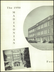 Page 6, 1950 Edition, Fort Madison High School - Madisonian Yearbook (Fort Madison, IA) online yearbook collection
