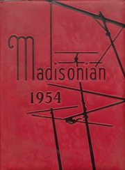 Fort Madison High School - Madisonian Yearbook (Fort Madison, IA) online yearbook collection, 1954 Edition, Cover
