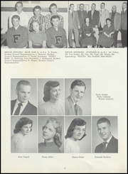 Page 10, 1958 Edition, Fort Madison High School - Madisonian Yearbook (Fort Madison, IA) online yearbook collection