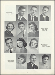 Page 14, 1958 Edition, Fort Madison High School - Madisonian Yearbook (Fort Madison, IA) online yearbook collection