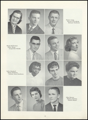 Page 16, 1958 Edition, Fort Madison High School - Madisonian Yearbook (Fort Madison, IA) online yearbook collection