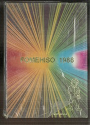 Fort Meade High School - Fomehiso Yearbook (Fort Meade, FL) online yearbook collection, 1986 Edition, Cover