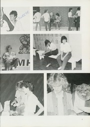 Page 11, 1986 Edition, Fort Meade High School - Fomehiso Yearbook (Fort Meade, FL) online yearbook collection