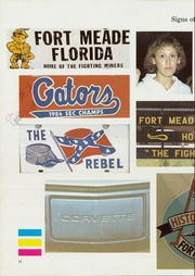 Page 16, 1986 Edition, Fort Meade High School - Fomehiso Yearbook (Fort Meade, FL) online yearbook collection