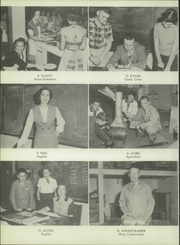 Fort Morgan High School - Pacemaker Yearbook (Fort Morgan, CO) online yearbook collection, 1951 Edition, Page 14