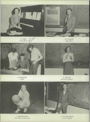 Fort Morgan High School - Pacemaker Yearbook (Fort Morgan, CO) online yearbook collection, 1951 Edition, Page 16