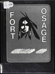 Fort Osage Junior High School - Arrowhead Yearbook (Independence, MO) online yearbook collection, 1986 Edition, Cover