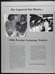 Page 10, 1986 Edition, Fort Osage Junior High School - Arrowhead Yearbook (Independence, MO) online yearbook collection