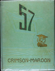 Fort Scott High School - Yearbook (Fort Scott, KS) online yearbook collection, 1957 Edition, Cover