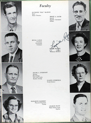Page 14, 1957 Edition, Fort Scott High School - Yearbook (Fort Scott, KS) online yearbook collection