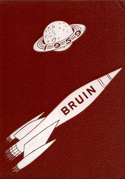 Fort Smith Senior High School - Bruin Yearbook (Fort Smith, AR) online yearbook collection, 1959 Edition, Cover