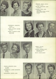 Page 13, 1959 Edition, Fort Smith Senior High School - Bruin Yearbook (Fort Smith, AR) online yearbook collection