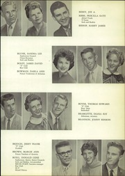 Page 15, 1959 Edition, Fort Smith Senior High School - Bruin Yearbook (Fort Smith, AR) online yearbook collection