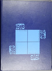 Fort Stockton High School - Panther Yearbook (Fort Stockton, TX) online yearbook collection, 1973 Edition, Cover