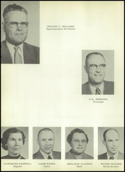 Page 10, 1955 Edition, Fort Sumner High School - El Zorro Yearbook (Fort Sumner, NM) online yearbook collection