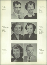 Page 16, 1955 Edition, Fort Sumner High School - El Zorro Yearbook (Fort Sumner, NM) online yearbook collection