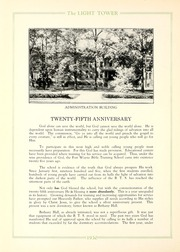 Page 10, 1930 Edition, Fort Wayne Bible College - Light Tower Yearbook (Fort Wayne, IN) online yearbook collection