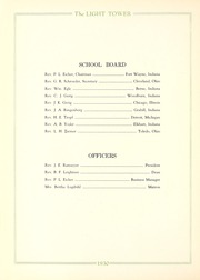 Page 12, 1930 Edition, Fort Wayne Bible College - Light Tower Yearbook (Fort Wayne, IN) online yearbook collection