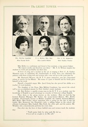 Page 17, 1930 Edition, Fort Wayne Bible College - Light Tower Yearbook (Fort Wayne, IN) online yearbook collection