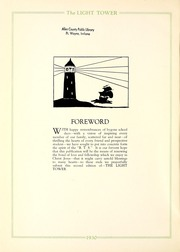 Page 6, 1930 Edition, Fort Wayne Bible College - Light Tower Yearbook (Fort Wayne, IN) online yearbook collection