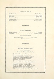 Page 11, 1922 Edition, Fort Wayne Normal School - Annual Yearbook (Fort Wayne, IN) online yearbook collection