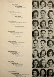 Page 13, 1944 Edition, Fortuna Union High School - Megaphone Yearbook (Fortuna, CA) online yearbook collection