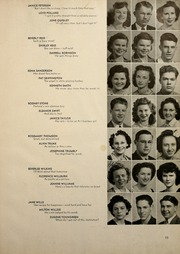 Page 15, 1944 Edition, Fortuna Union High School - Megaphone Yearbook (Fortuna, CA) online yearbook collection