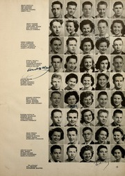 Page 17, 1944 Edition, Fortuna Union High School - Megaphone Yearbook (Fortuna, CA) online yearbook collection