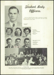 Fortuna Union High School - Megaphone Yearbook (Fortuna, CA) online yearbook collection, 1949 Edition, Page 11 of 72