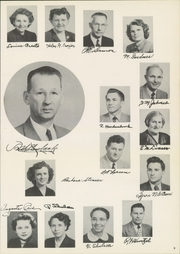 Page 13, 1952 Edition, Fortuna Union High School - Megaphone Yearbook (Fortuna, CA) online yearbook collection