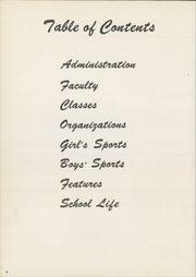 Page 8, 1952 Edition, Fortuna Union High School - Megaphone Yearbook (Fortuna, CA) online yearbook collection