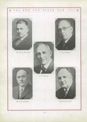 Page 16, 1927 Edition, Fostoria High School - Red and Black Yearbook (Fostoria, OH) online yearbook collection