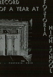 Page 9, 1935 Edition, Fostoria High School - Red and Black Yearbook (Fostoria, OH) online yearbook collection