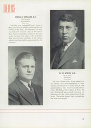 Page 17, 1939 Edition, Fostoria High School - Red and Black Yearbook (Fostoria, OH) online yearbook collection
