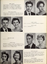 Page 17, 1959 Edition, Four Oaks High School - Acorn Yearbook (Four Oaks, NC) online yearbook collection