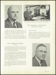 Page 13, 1950 Edition, Frackville High School - Mountaineer Yearbook (Frackville, PA) online yearbook collection