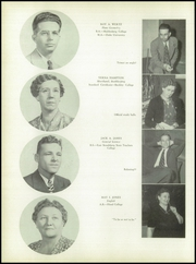 Page 16, 1950 Edition, Frackville High School - Mountaineer Yearbook (Frackville, PA) online yearbook collection