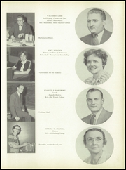 Page 17, 1950 Edition, Frackville High School - Mountaineer Yearbook (Frackville, PA) online yearbook collection