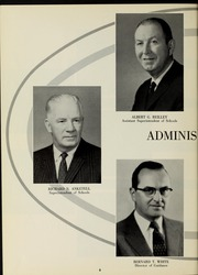 Page 10, 1961 Edition, Framingham High School - Philomath Yearbook (Framingham, MA) online yearbook collection