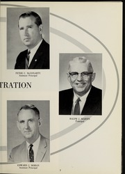 Page 11, 1961 Edition, Framingham High School - Philomath Yearbook (Framingham, MA) online yearbook collection