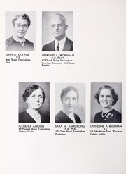 Page 14, 1942 Edition, Framingham State University - Dial Yearbook (Framingham, MA) online yearbook collection