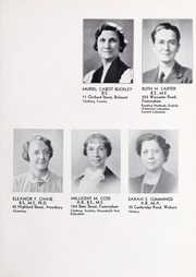 Page 15, 1942 Edition, Framingham State University - Dial Yearbook (Framingham, MA) online yearbook collection