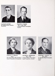 Page 16, 1942 Edition, Framingham State University - Dial Yearbook (Framingham, MA) online yearbook collection