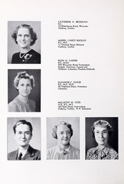 Page 16, 1943 Edition, Framingham State University - Dial Yearbook (Framingham, MA) online yearbook collection